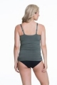 Toffee Shaping Seamless Nursing Tank