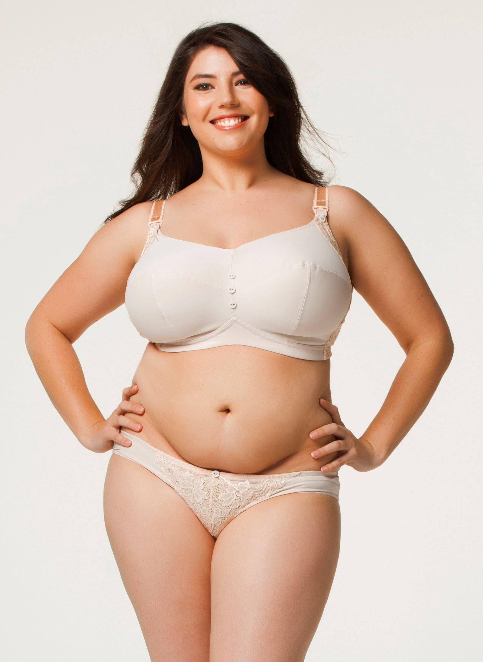 Plus size british lingerie