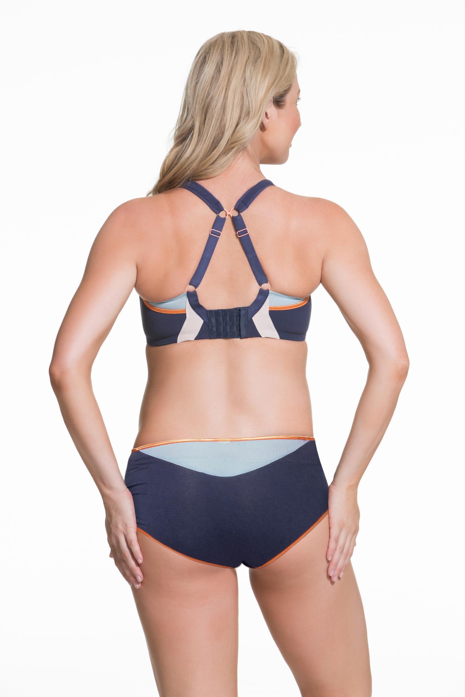 Zest Flexi Wire High Impact Maternity & Nursing Sports Bra
