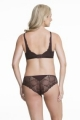 Truffles Moulded Cup Plunge Lace Bra
