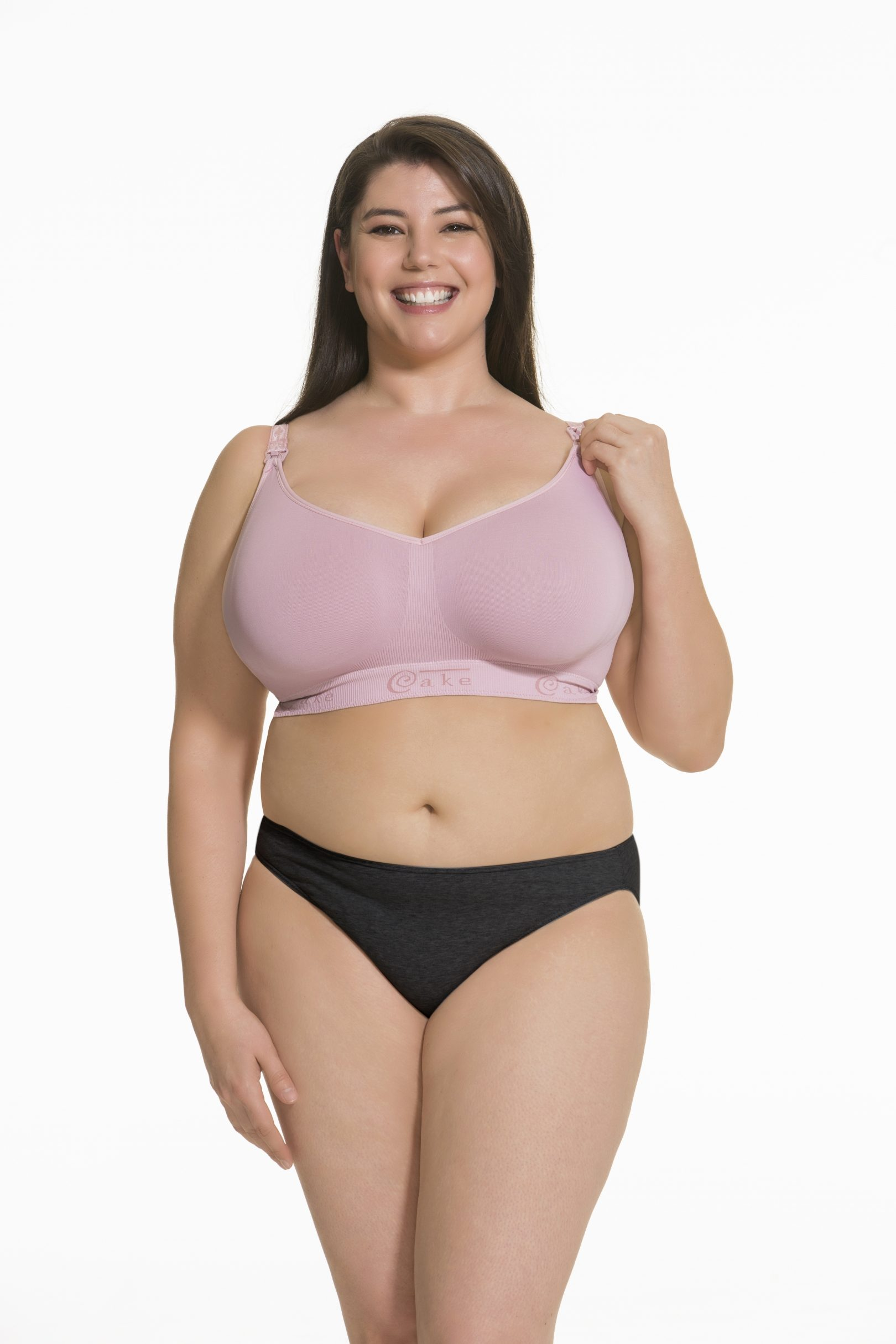 Sugar Candy Fuller Bust Seamless Everyday Bra (no Nursing Clips)