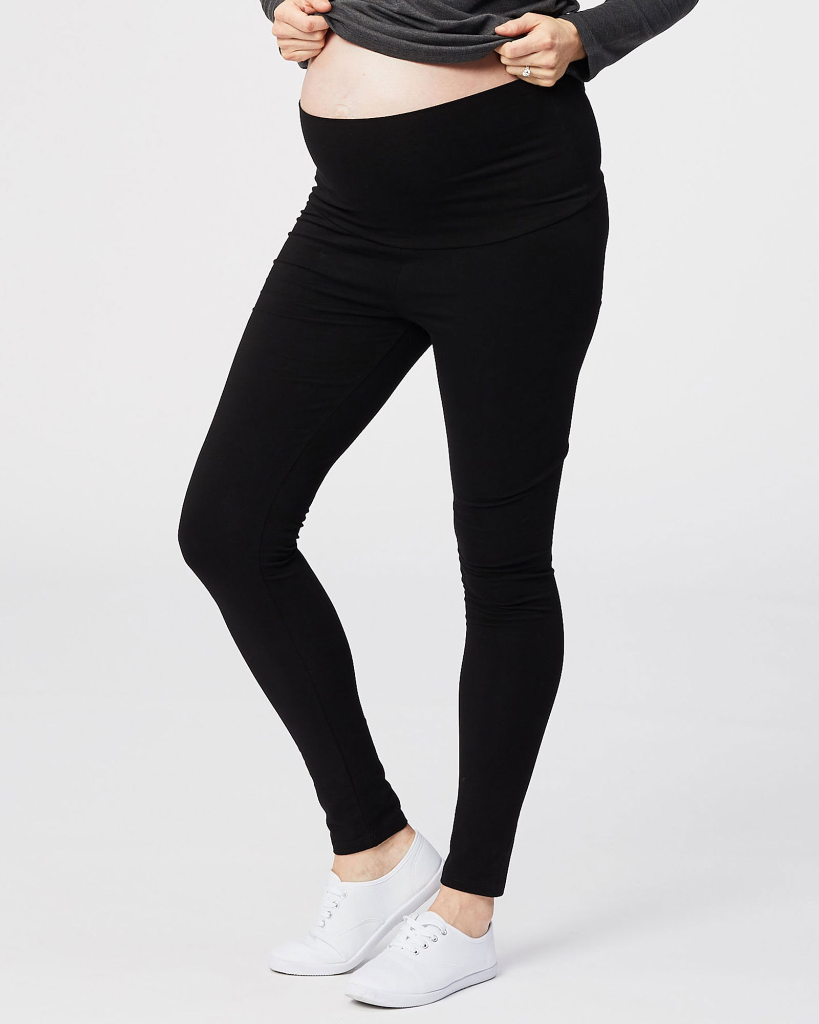 Maternity Legging - Foldable Waist