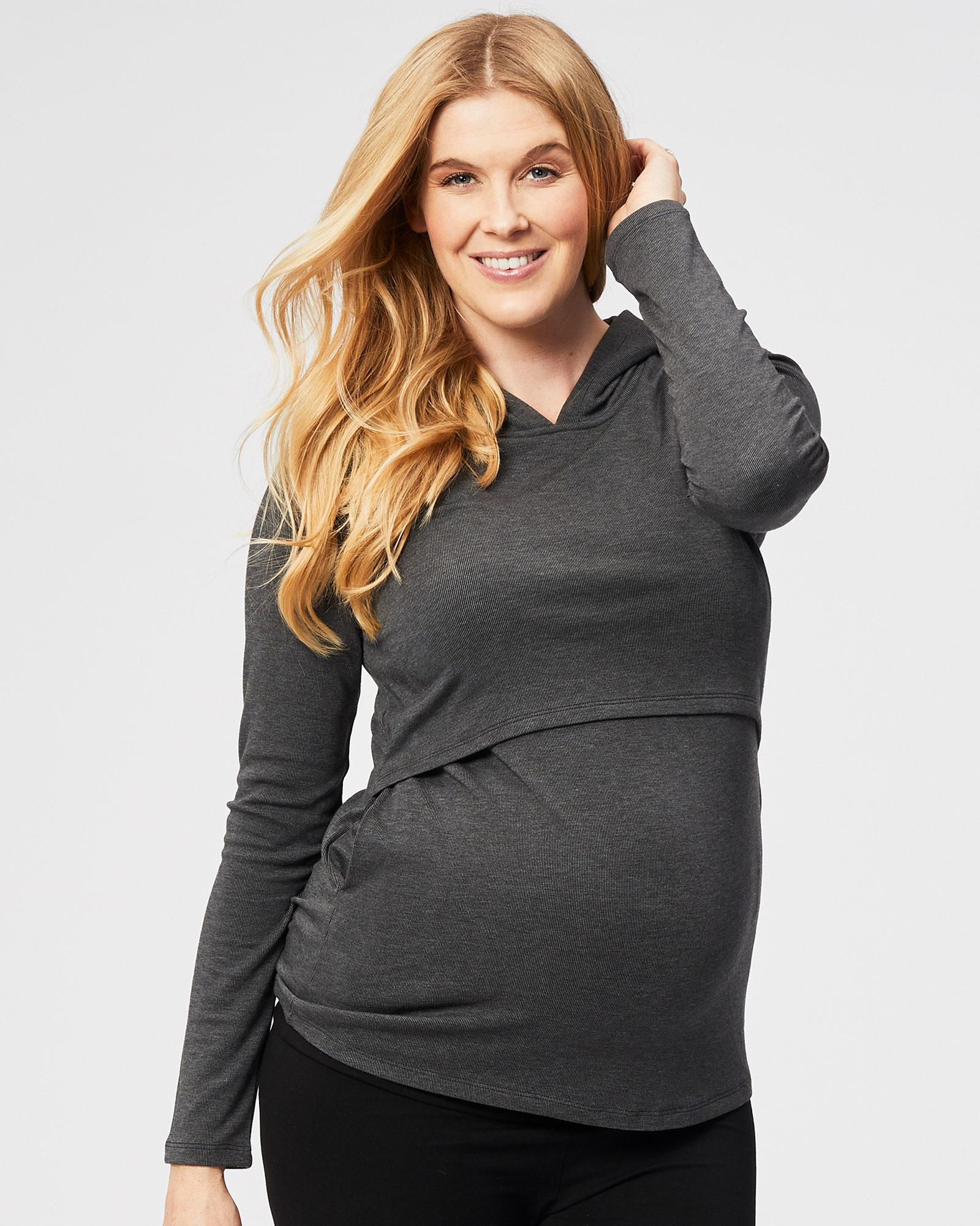 Maternity Nursing Winter Hoodie