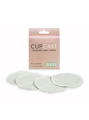 Cupcake Nursing Pad Liners <strong>(2 Pairs)</strong>