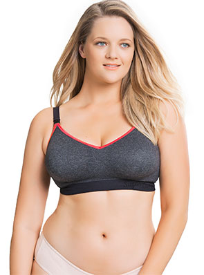 Sugar Candy Crush Fuller Seamless Nursing Bra