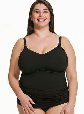 Ice Cream Cotton Nursing Tank <strong>(F-I)</strong>
