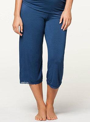 Blue Berry Torte Maternity Pajama Pant