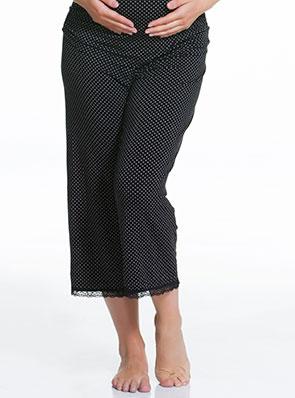 Choc Vanilla Maternity Pajama Pant
