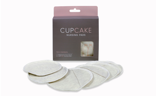 CupCake Reusable Nursing Pads (3 Pairs)