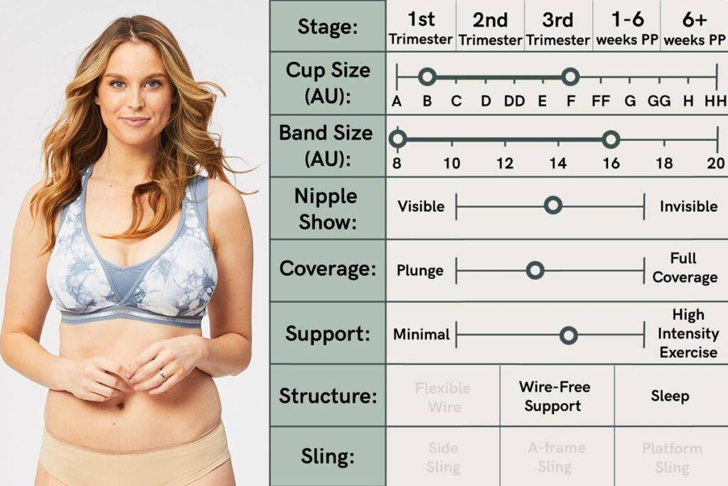 lotus pumping bra guide