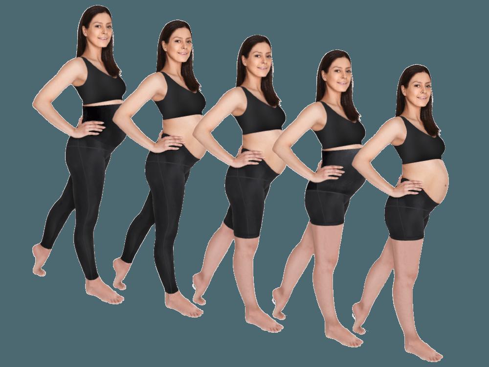 pregnancy leggings and shorts