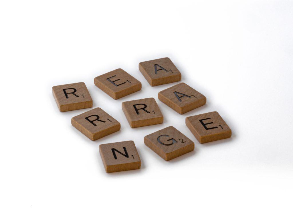 rearrange